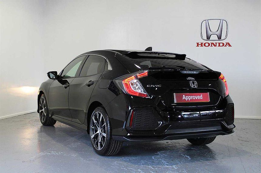 Honda Civic 1.6 i-DTEC EX 5-Door